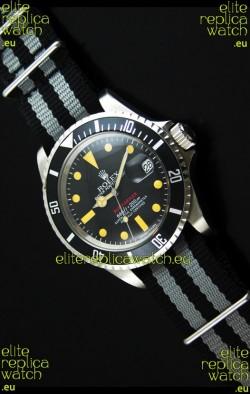 Rolex Vintage Military Submariner Japanese Replica Watch