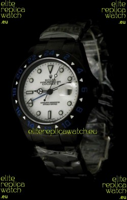 Rolex Project X Explorer IIJapanese Replica PVD Watch