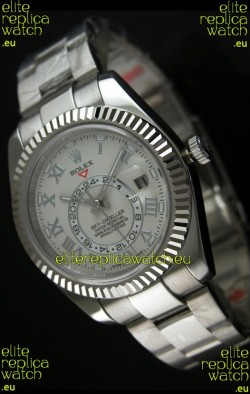 Rolex Oyster Perpetual Sky-Dweller Japanese Replica Watch