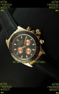 Rolex Cosmograph Daytona Japanese Replica Watch - Updated Sub Dials