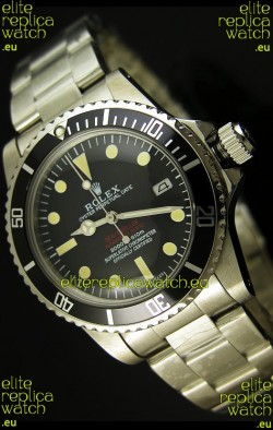 Rolex Sea Dweller Vintage 1665 Double Red Edition Swiss Watch