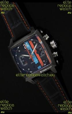 Tag Heuer Monaco Twenty Four Concept Chronograph Swiss Watch