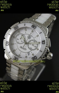Tag Heuer Formula 1 Chronograph Swiss Replica Ladies Watch