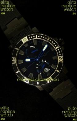 Ulysse Nardin Maxi Marine Monaco Edition Swiss Automatic Watch