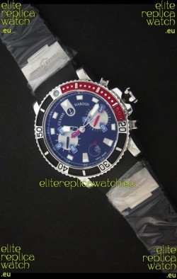 Ulysse Nardin Marine Maxi Chronograph Swiss Watch