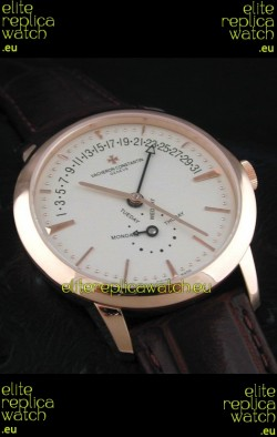 Vacheron Constantin PatrimonyJapanese Automatic Gold Watch