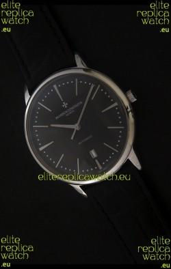 Vacheron Constantin Patrimony Japanese Watch in Black Dial