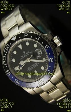 Rolex GMT Masters II Swiss Replica Watch - 1:1 Mirror Replica