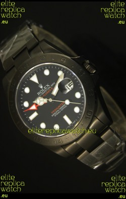Rolex Explorer II Pro Hunter - 2015 Updated Edition Swiss Watch