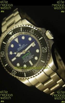 Rolex Sea Dweller Deepsea Blue Dial Swiss Watch