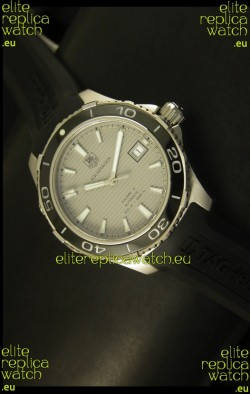 Tag Heuer Aquaracer Calibre 5 Grey Dial Swiss Watch - 1:1 Mirror Edition