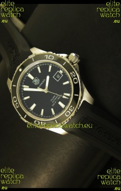 Tag Heuer Aquaracer Calibre 5 Black Dial Swiss Watch - 1:1 Mirror Edition
