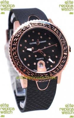 Ulysse Nardin Lady Diver Starry Night Replica Watch