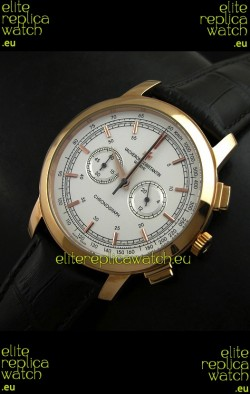 Vacheron Constantin Malte Calender Japanese Gold Watch