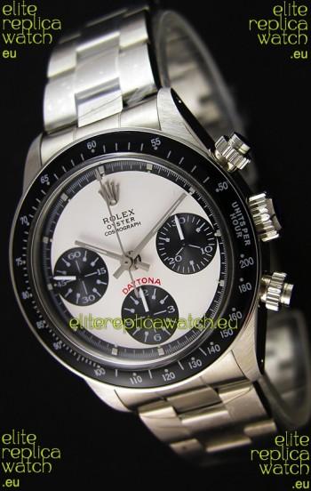 Rolex Daytona Paul Newman REF 6263 Swiss Replica Watch - 904L Steel Watch
